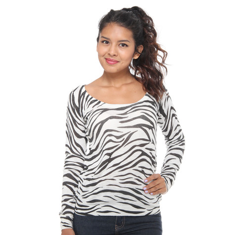 Iriedaily - Laissez Zebra Women Knit Sweater