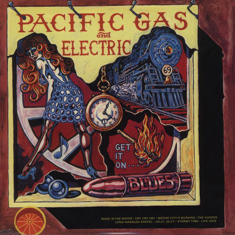 Pacific Gas And Electric - Get It On
