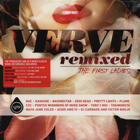 V.A. - Verve Remixed: The First Ladies