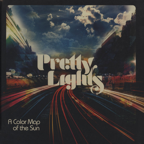 Pretty Lights - Color Map Of The Sun