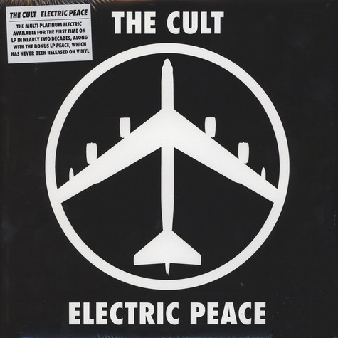 Cult - Electric Peace