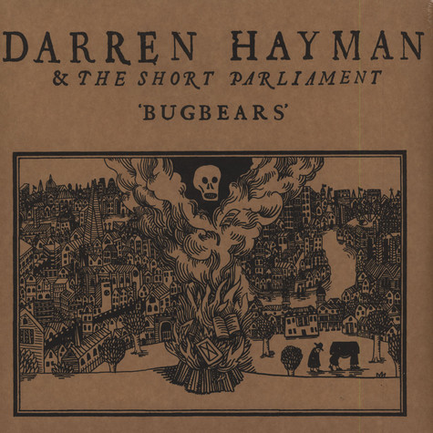 Darren Hayman & The Short Parliament - Bugbears