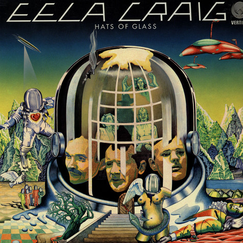 Eela Craig - Hats Of Glass