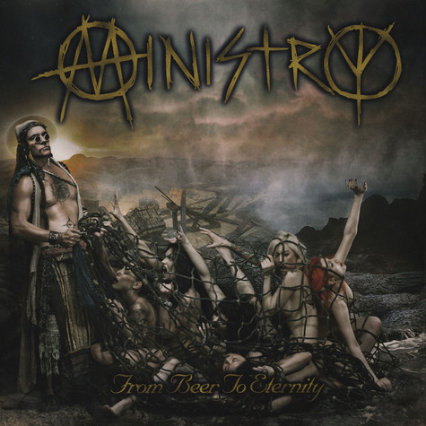 Ministry - From Beer To Eternity Black Vinyl Edition