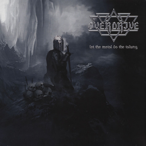 Overdrive - Let The Metal Do The Talking White Vinyl Edition