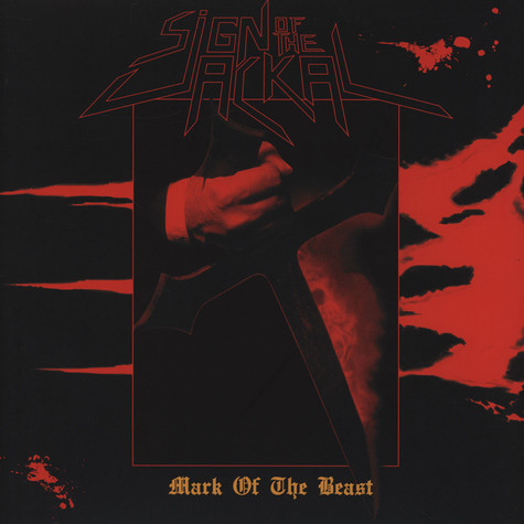 Sign Of The Jackal - Mark Of The Beast Red Vinyl Edition