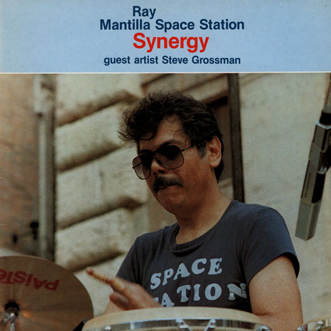 Ray Mantilla Space Station - Synergy