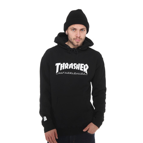 HUF x Thrasher - Tour Pullover Hoodie