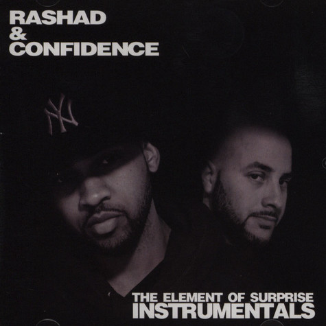 Rashad & Confidence - The Element Of Surprise Instrumentals