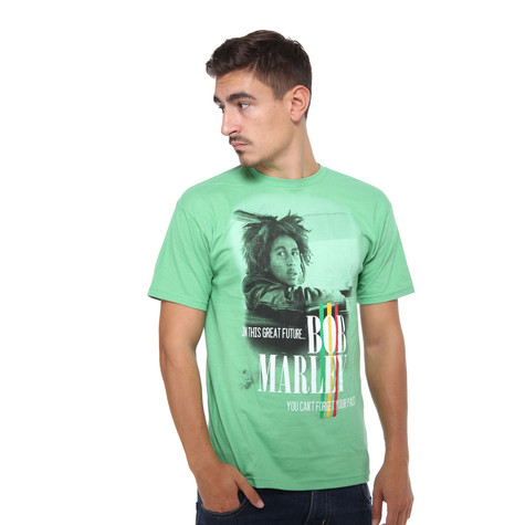 Bob Marley - Forget Your Past T-Shirt