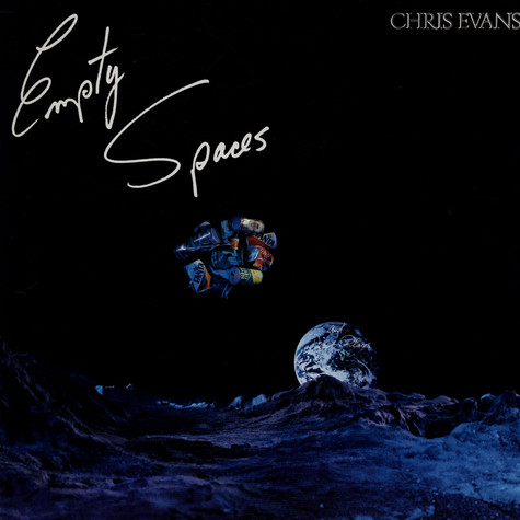 Chris Evans-Ironside - Empty Spaces