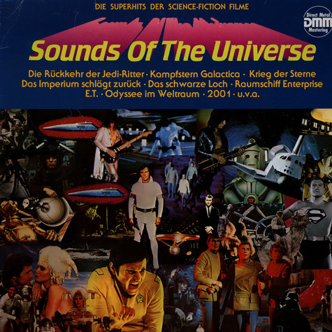 Funky Space Orchestra / Neil Norman And His Cosmic Orchestra - Sounds Of The Universe