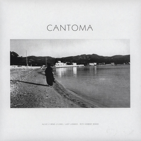 Cantoma - Alive ft. Binj Ji Ling / Just Landed Pete Herbert Mix