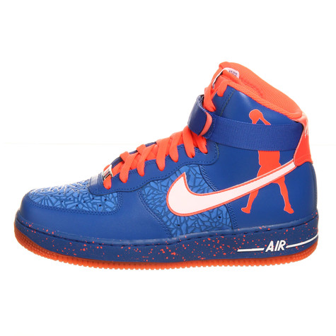 Nike - Air Force 1 Hi CMFT PRM RW QS Rasheed Wallace