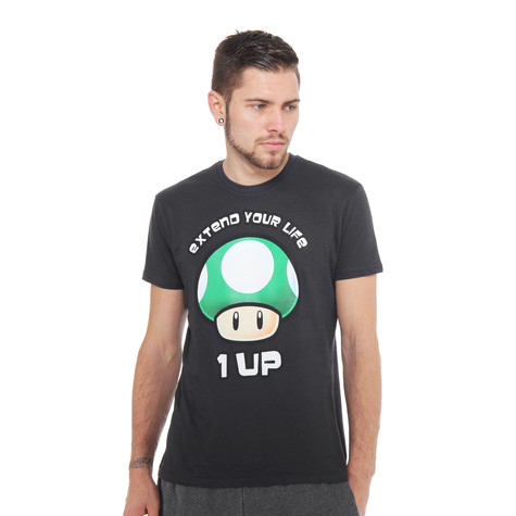 Nintendo - Extend Your Life Mens T-Shirt