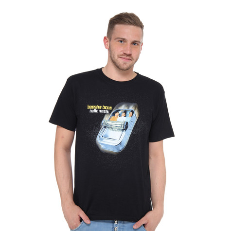 Beastie Boys Hello Nasty T Shirt Black Hhv