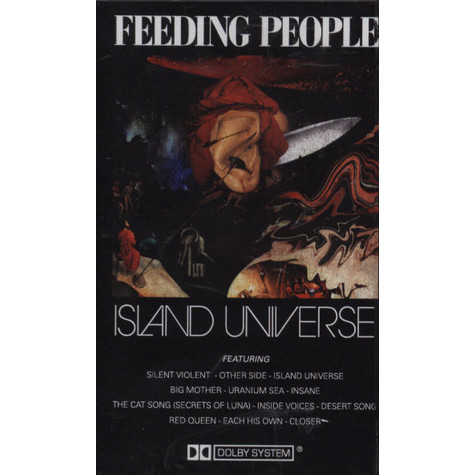 Feeding People - Island Universe