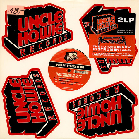 Non Phixion - The Future Is Now Instrumentals