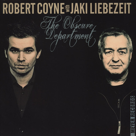 Robert Coyne with Jaki Liebezeit - The Obscure Department