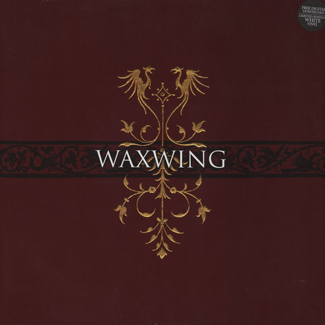 Waxwing - For Mad Men Only White Vinyl Edition