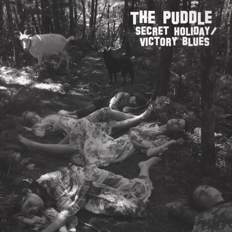 Puddle, The - Secret Holiday / Victory Blues