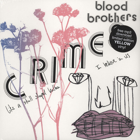 Blood Brothers - Crimes Yellow Vinyl Edition
