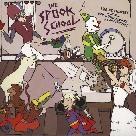 Spook School, The - Ill Be Honest
