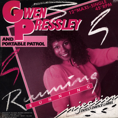 Gwen Pressley and Portable Patrol - Running