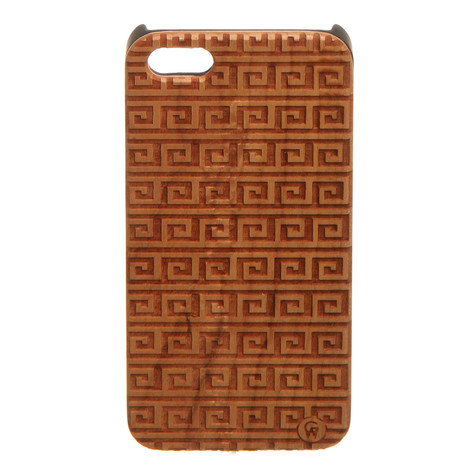 Good Wood NYC - Royal Pattern iPhone 5 Case
