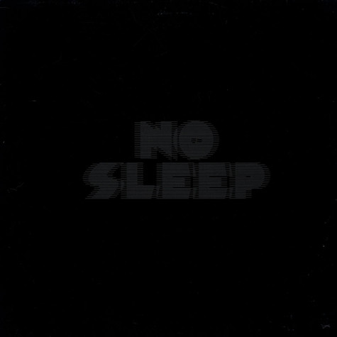 Radio Slave - No Sleep (Part Four)