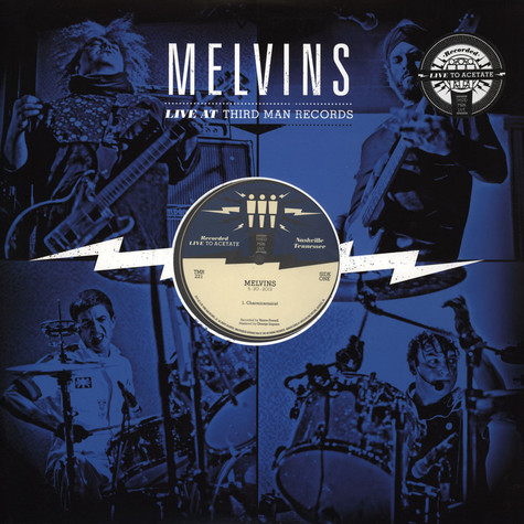 Melvins, The - Third Man Live