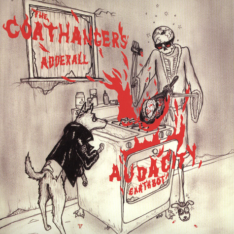 Coathangers, The / Audacity - Adderall / Earthbot