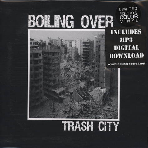 Boiling Over - Trash City