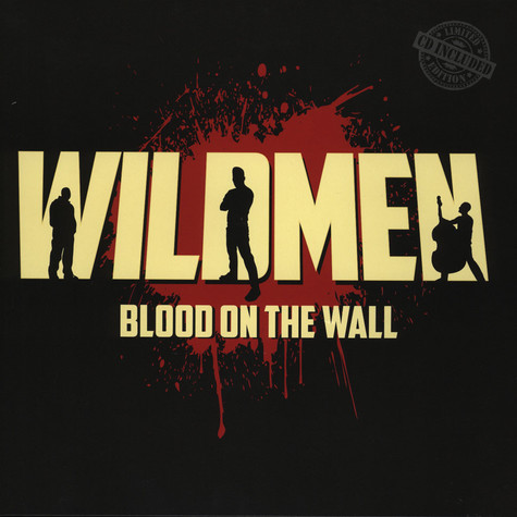 Wildmen - Blood On the Wall