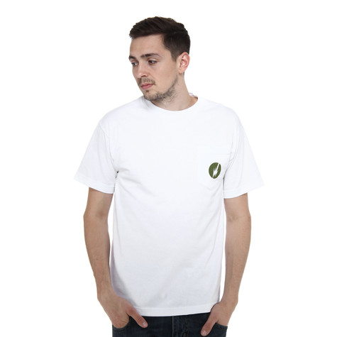 Brainfeeder - Logo Pocket T-Shirt