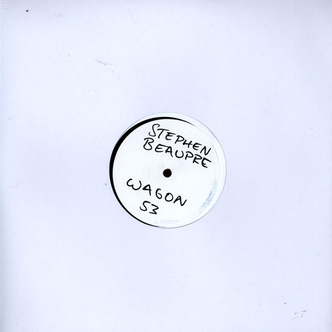 Stephen Beaupré - Achaemenid EP