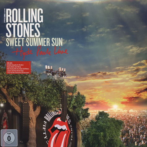Rolling Stones,The - Sweet Summer Sun -  Hyde Park Live