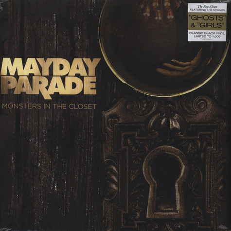 Mayday Parade - Monsters In The Closet Coloured Vinyl Edition