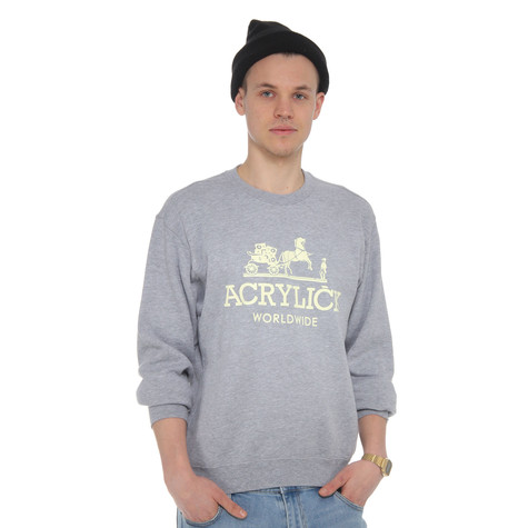Acrylick - Renowned Crewneck Sweater