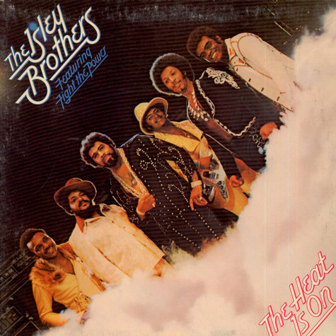 Isley Brothers, The - The Heat Is On