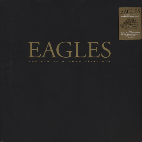 Eagles, The - Studio Albums 1972-1979