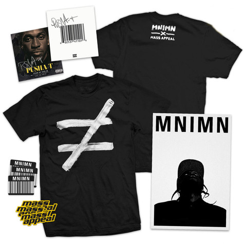 Pusha T - My Name Is My Name Deluxe Bundle