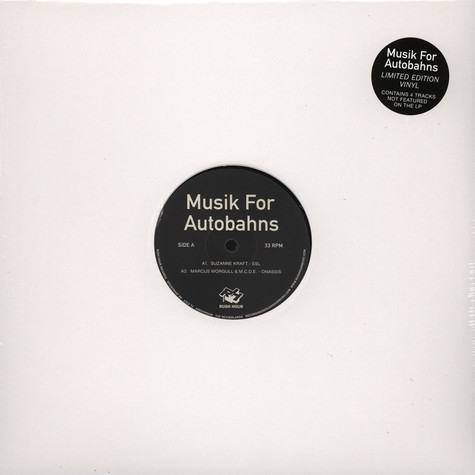 Gerd Janson presents - Musik For Autobahns EP
