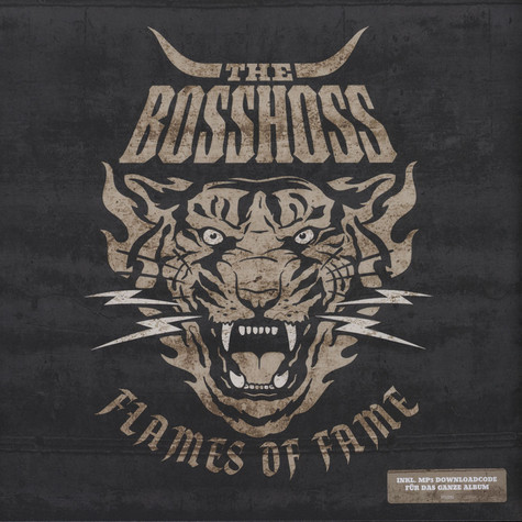 Bosshoss, The - Flames Of Fame