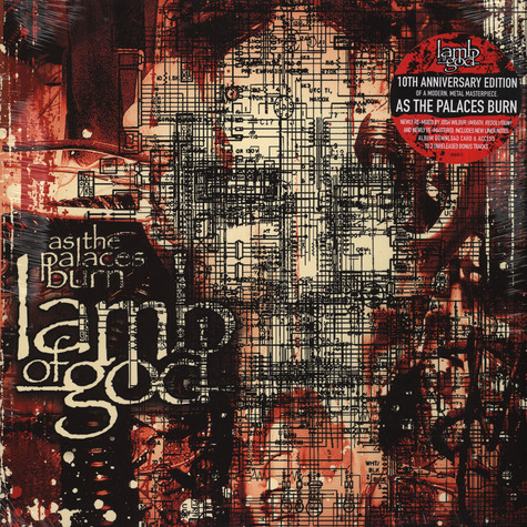 Lamb Of God - As The Palaces Burn - 10Th Anniversary Edition