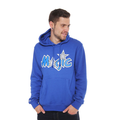 Mitchell & Ness - Orlando Magic NBA Team Logo Hoodie