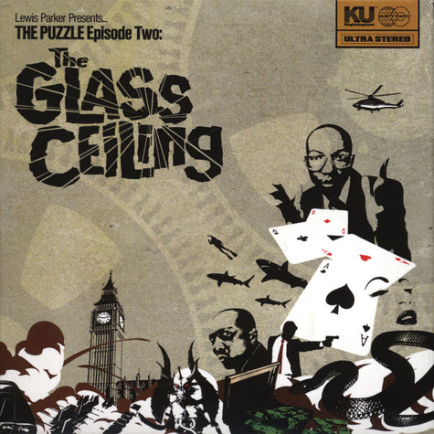 Lewis Parker - The Puzzle Episode Two: The Glass Ceiling