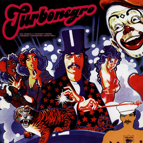 Turbonegro - Darkness Forever!