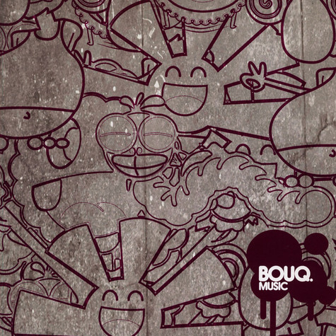 V.A. - Bouq. Family And Friends EP (Part 4)