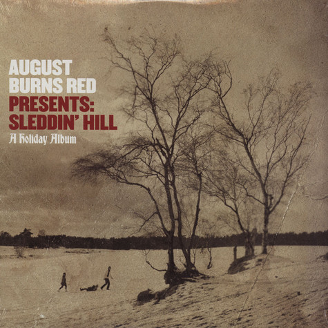 August Burns Red - Sleddin Hill: A Holiday Album
